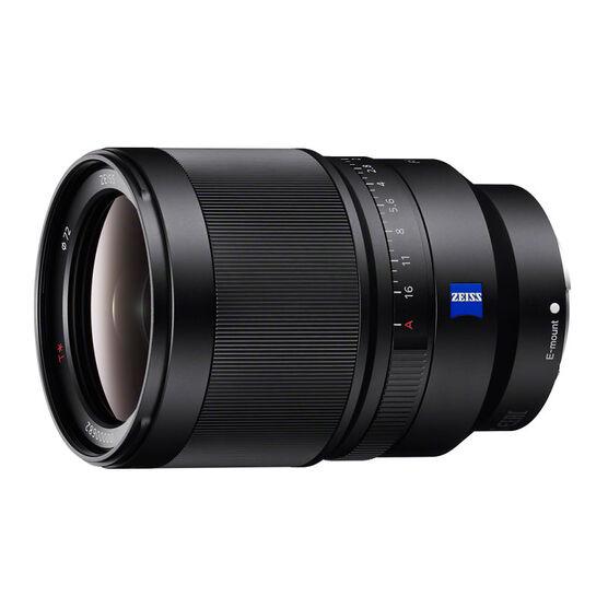 Sony FE 35mm F1.4 CZ D T Full-frame E-mount Prime Lens - Black - SEL35F14Z