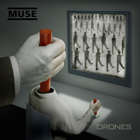 Muse - Drones - CD