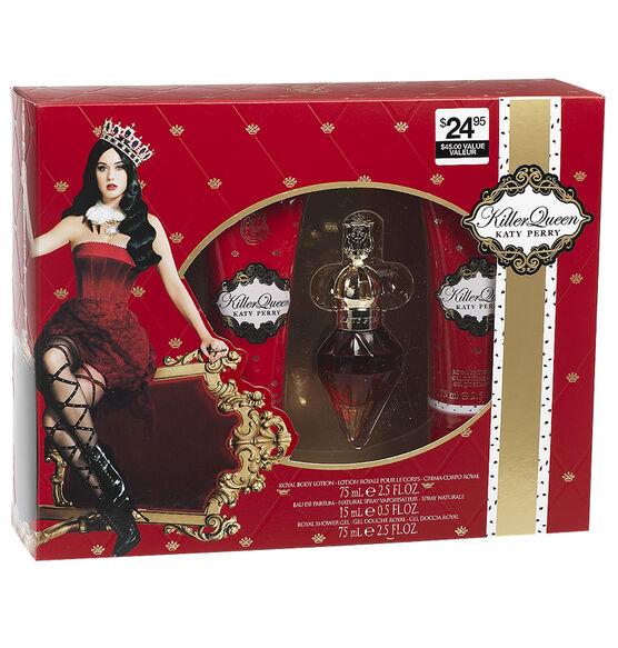 Katy Perry Killer Queen Fragrance Gift Set - 3 piece