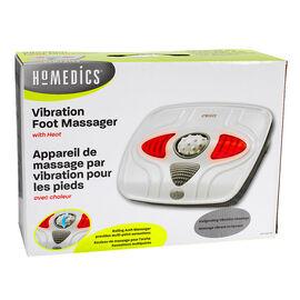 Homedics Vibration Foot Massager with Heat - FMV-400H-CA