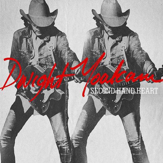 Dwight Yoakam - Second Hand Heart - CD