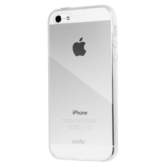 Logiix Air Guard for iPhone 5/5S/SE - Clear - LGX12268