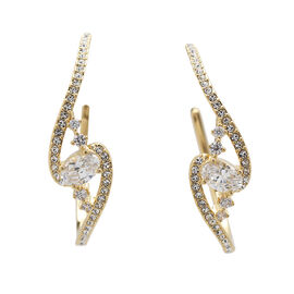 Eliot Danori Padma Earrings - Gold