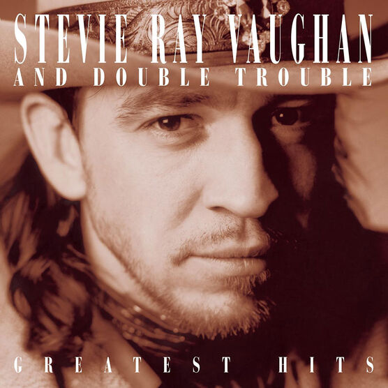 Stevie Ray Vaughan and Double Trouble - Greatest Hits - CD
