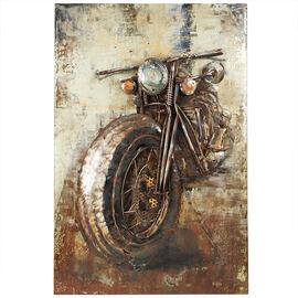 London Drugs Metal Print Vintage Bike