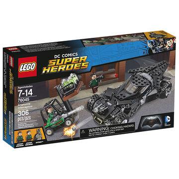 Lego DC Comics Super Heroes- Kryptonite Interception