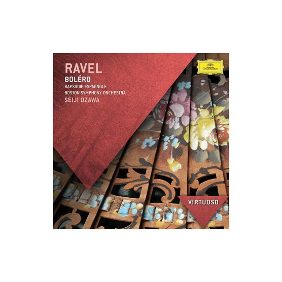 Seiji Ozawa & The Boston Symphony Orchestra - Ravel: Bolero - CD