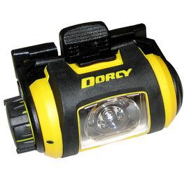 Dorcy 6 AA LED Pro Headlight - Assorted - 46-2612