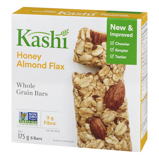 Kashi Chewy Bar - Honey Almond Flax - 175g
