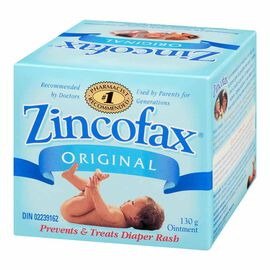 Zincofax Original Cream-130g