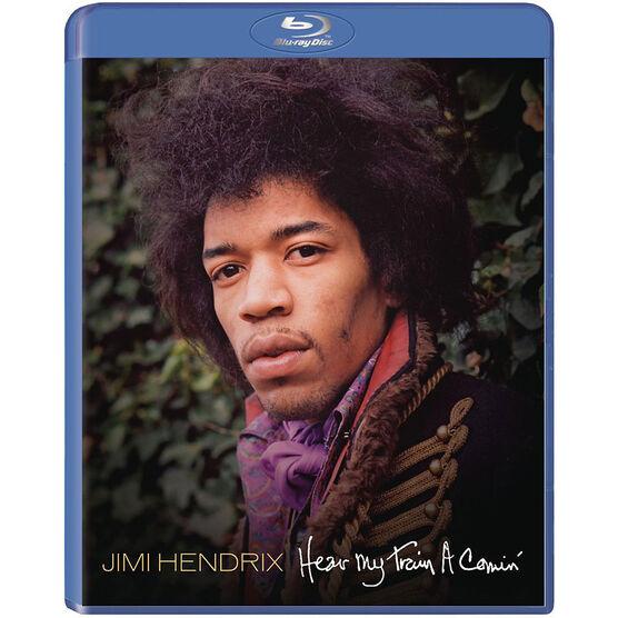 Jimi Hendrix: Hear My Train A Comin' - Blu-ray