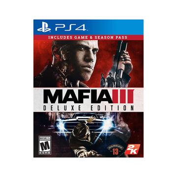 PS4 Mafia III Deluxe Edition