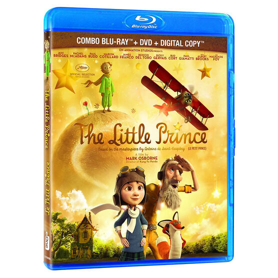 The Little Prince - Blu-ray