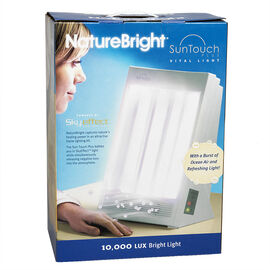 Nature Bright SunTouch Lamp