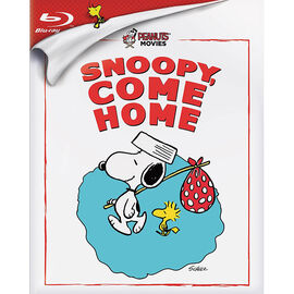 Peanuts: Snoopy, Come Home - Blu-ray
