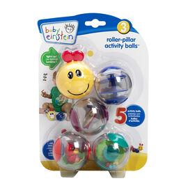 Baby Einstein Roller-pillar Activity Balls - 5 piece