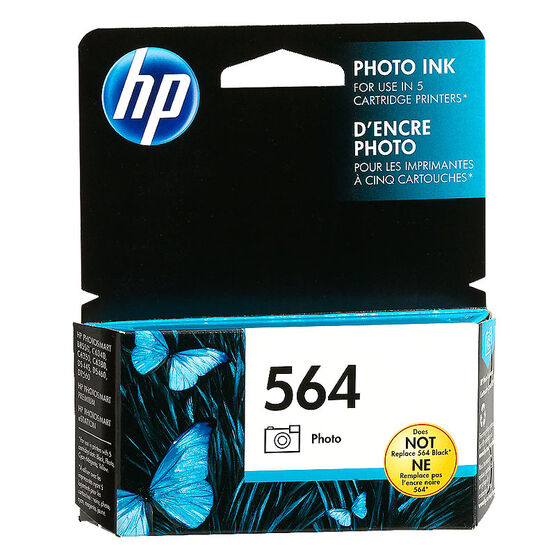 HP 564 Ink Cartridge - Photo Black