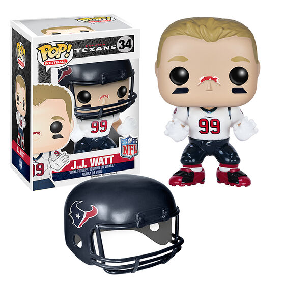 Pop: NFL - JJ Watt Vinyl Figure