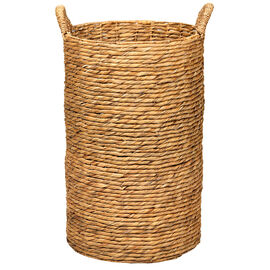 London Drugs Twist Water Hyacinth Hamper - Natural - Large