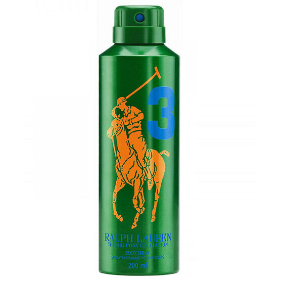 Ralph Lauren Big Pony 3 Deodorizing Body Spray - 170g