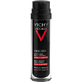 Vichy Homme Idealizer Multi-Action Moisturizer - 3-Day+ Beard Wearer - 50ml