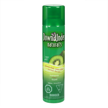 Down Under Natural's Ultimate Hold Aerosol Hair Spray - 300ml