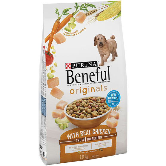 Purina Beneful Original with Chicken - 1.8kg
