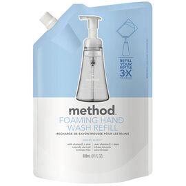 Method Foaming Handwash Refill - Sweet Water - 828ml