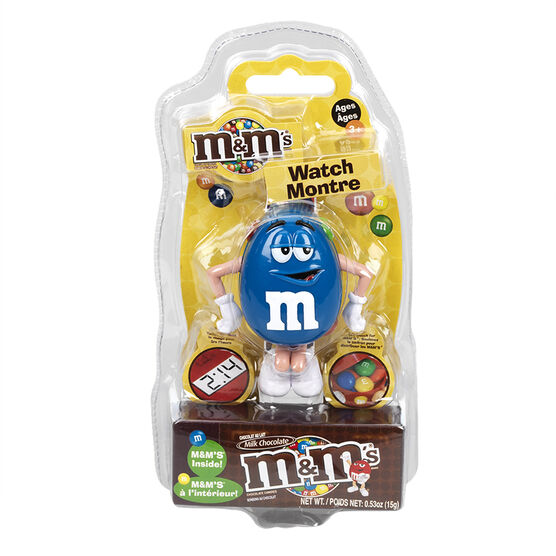 M&M's Watch with Candy - Assorted - 15g