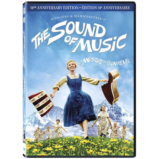 The Sound of Music - 50th Anniversary Edition - DVD
