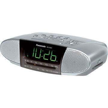 Panasonic 2 Alarm Clock Radio - RC7200