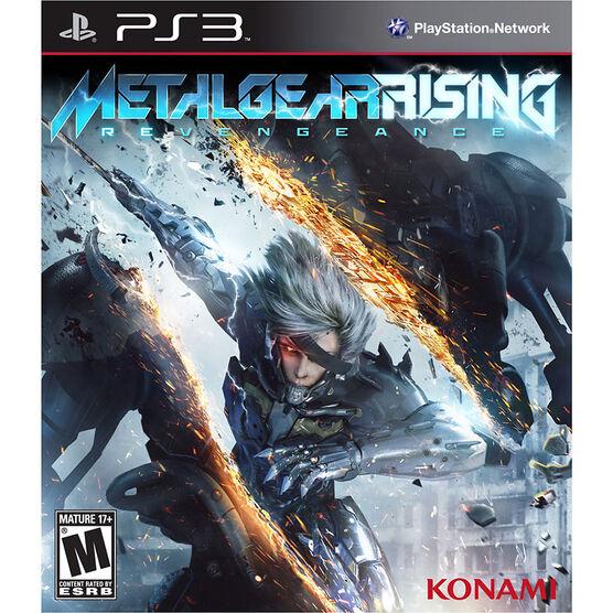 PS3 Metal Gear Rising: Revengeance