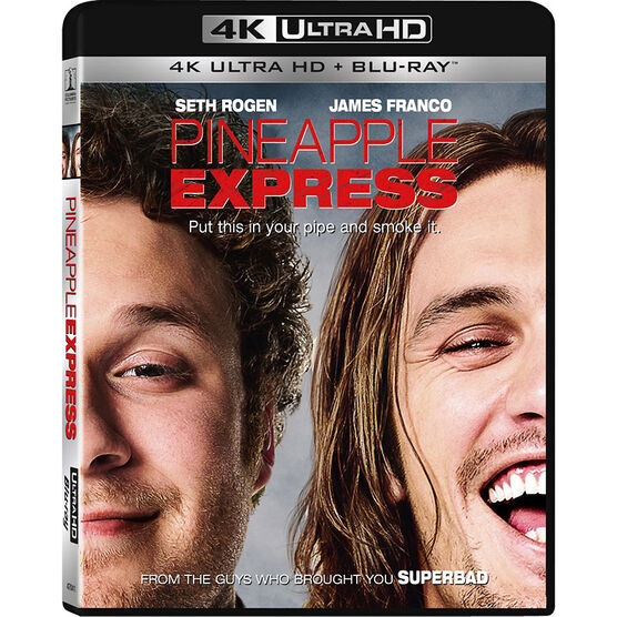 Pineapple Express - 4K UHD Blu-ray