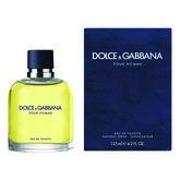 Dolce & Gabbana Homme Eau De Toilette - 125ml