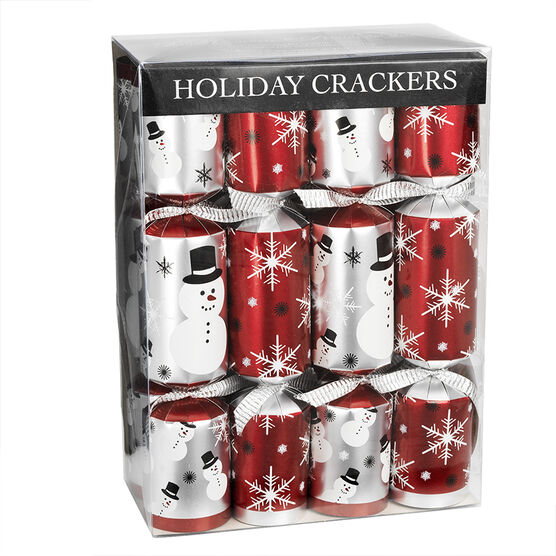 Walpert Holiday Crackers - 10inch - 8's