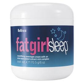 Bliss FatGirlSleep Soothing Overnight Firming Cream - 170.5g