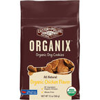 Organix Dog Cookies - All Natural - Organic Chicken Flavour - 340g