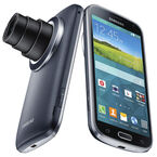 Samsung Galaxy KZoom - Black - SMC115WZKAR