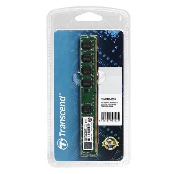 Transcend 1GB DDR2 Memory - TS533D2-1024