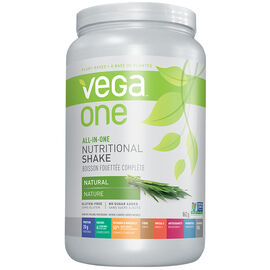 Vega One All-in-One Nutritional Shake - Natural - 862g
