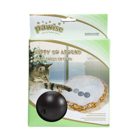 London Drugs Happy Go Round Cat Toy - SG0204