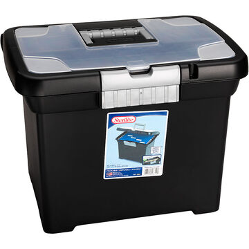 Sterilite Portable File Box - 18719004