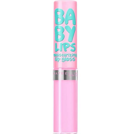 Maybelline Baby Lips Moisturizing Lip Gloss - Tickled Pink