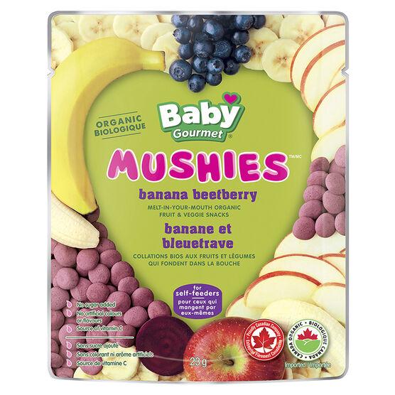 Baby Gourmet Mushies - Banana Beetberry - 23g