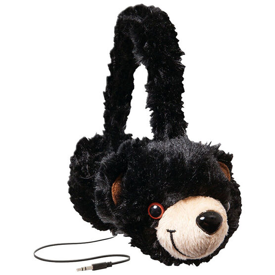 ReTrak Animalz Headphones - Bear - ETAUDFBEAR