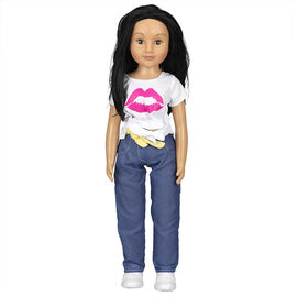 Wispy Walker Doll - T-Shirt Top - 28 inches