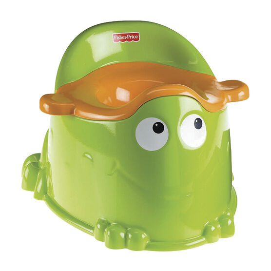 Fisher Price Froggy Potty - X4441
