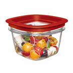 Rubbermaid Premier Food Storage Container - Square - 473ml