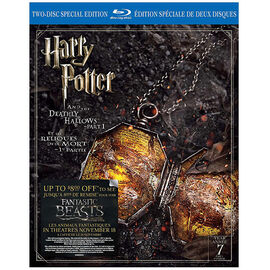 Harry Potter and the Deathly Hallows: Part 1- Blu-ray