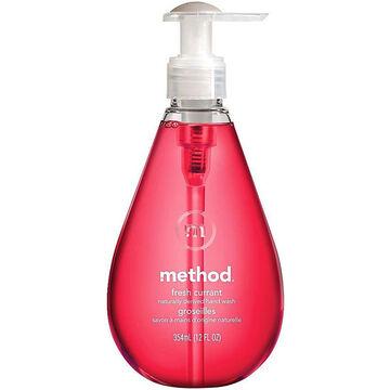 Method Gel Hand Wash - Fresh Currant - 354ml